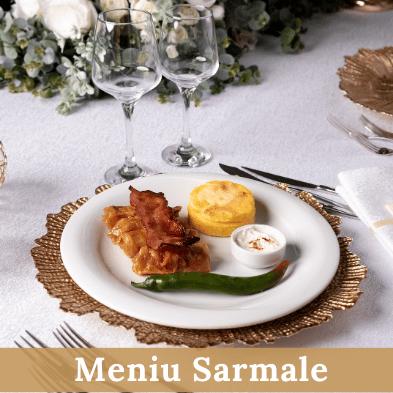 Meniu Sarmale - Cernica Events