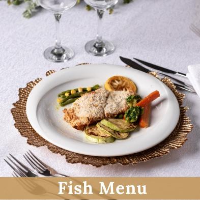 Fish Menu - Cernica Events
